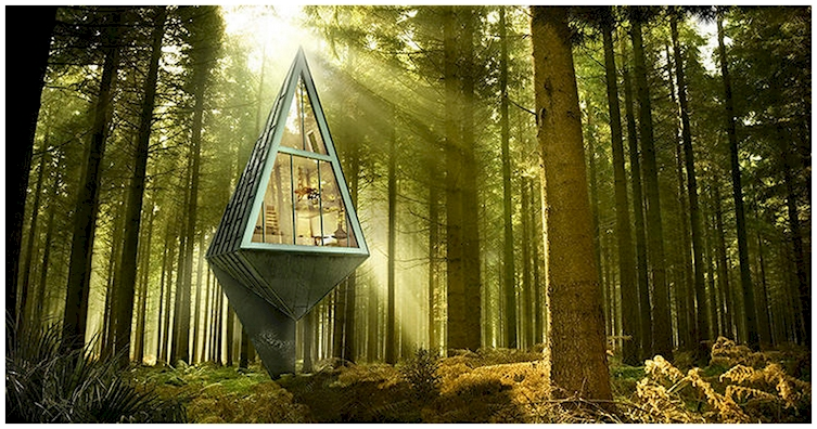 This Tree House Might Be The Future Of Sustainable Living