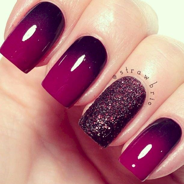 - 17 Knockout Ombre Nail Designs To Inspire Your Own Monochromatic Mani