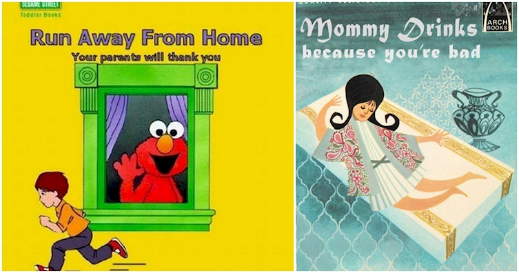 19 Children's Books That Got Awkward For Parents