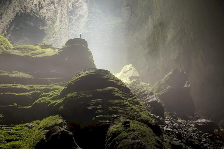 There's An Underground Kingdom No One's Heard Of And It's A Cave Deep In Vietnam's Forests