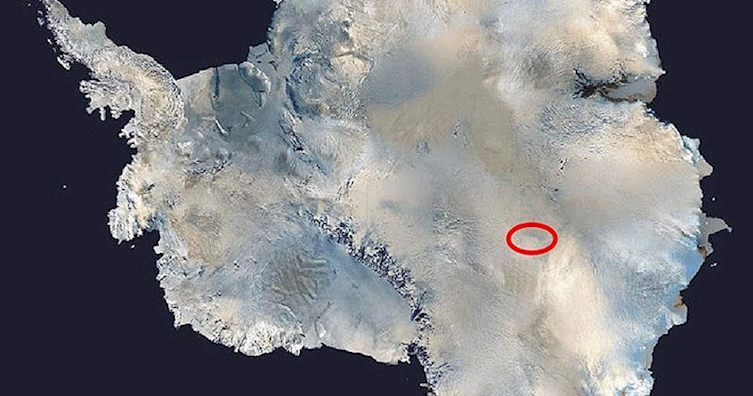 There's A Big Lake Under Antarctica And Scientists Can't Wait To See What's Inside