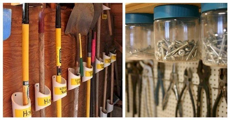 19 Genius Ways To Organize Your Garage