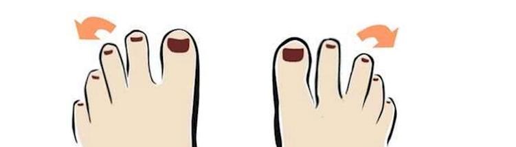 Third Toe