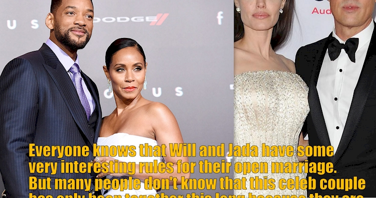 15 celebrities who are in an open marriage