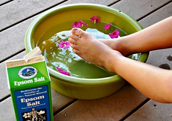 cuci kaki