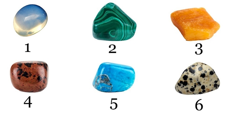 The Stone You're Drawn To Reveals More About You Than You'd Think!