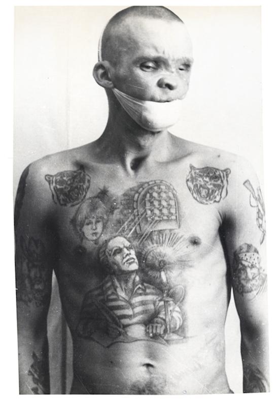 уголовные татуировки и их значение фото если что-то подошло