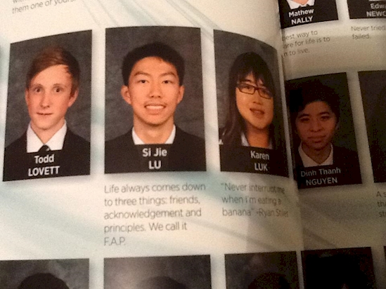 Funny Yearbook Names: These Students Will Go Down In History With Their Amazing