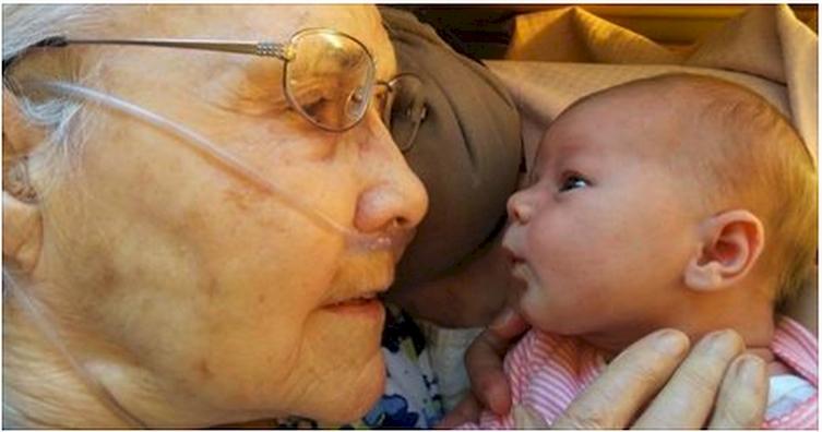 Examine This Newborn's Face Closely
