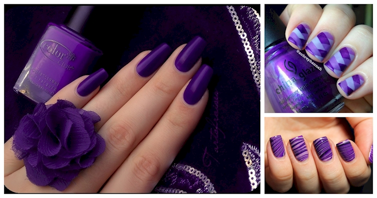 Cute Robin Nail Art Huge About Opi Nail Polish Round Gel Nail Polish Colours Nail Of Art Young Nail Art For Birthday Party OrangeNail Art Services 16 Purple Nail Art Ideas That Are Just SO Elegant!