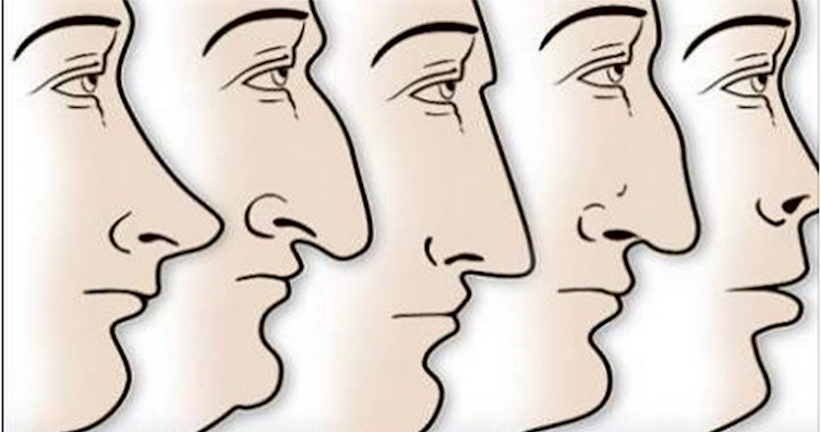 What Does Your Nose Say About Your Personality?